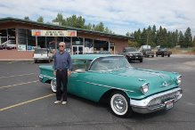 2015 Injector Winner 1957 Olds Super 88