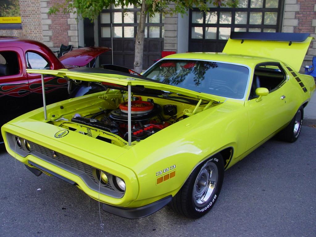 '71 Roadrunner
